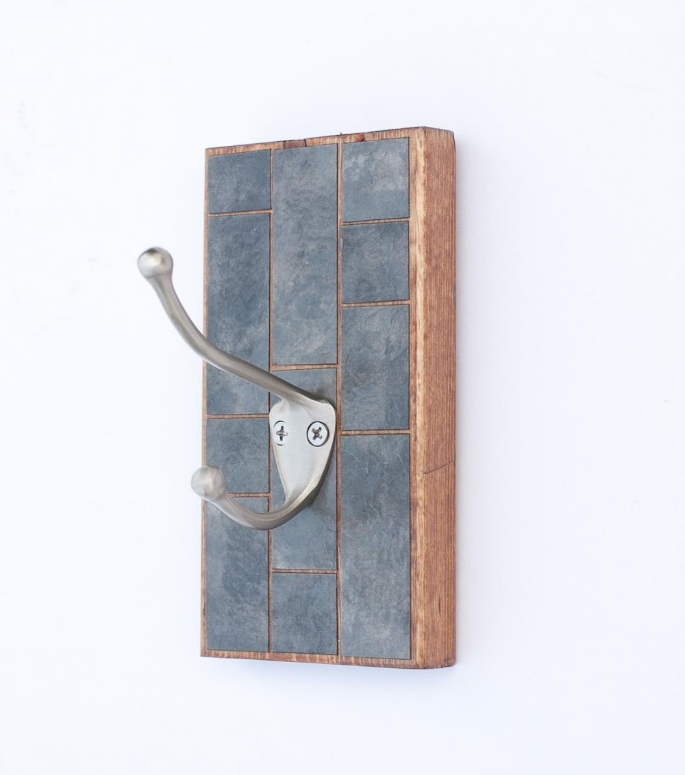 Handmade Paper Wall Coat Hook